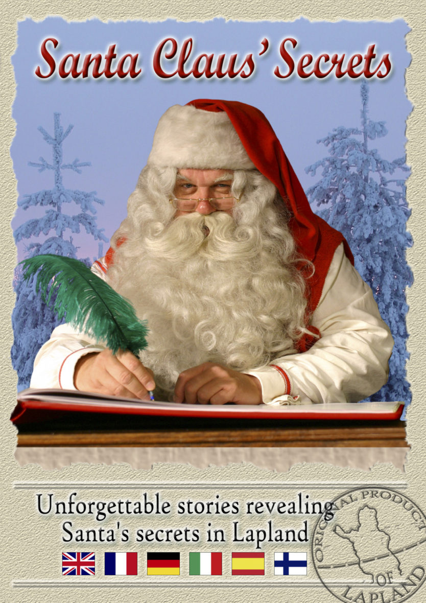 santa claus life has been a mystery for hundreds of years now you can discover in our family dvd santa claus secrets through eleven cheerful stories - Santa Claus Santa
